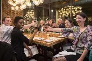 A Natural & Biodynamic Wine Pairing Dinner hosted by Chef Mike Lindsey & RichWine
