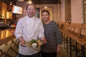 Peter Chang's Family Reunion Signature Wine Dinner