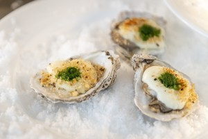 The Lusty Oyster Sparkling Wine Lunch at Upper Shirley Vineyards